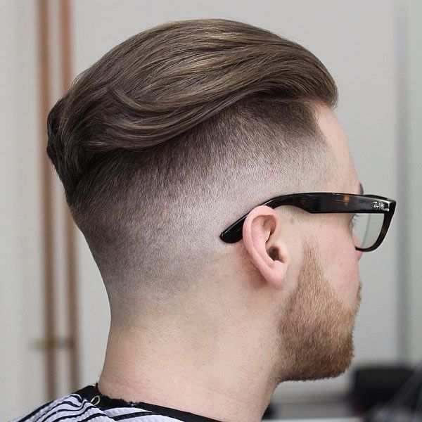 That is one blurry fade