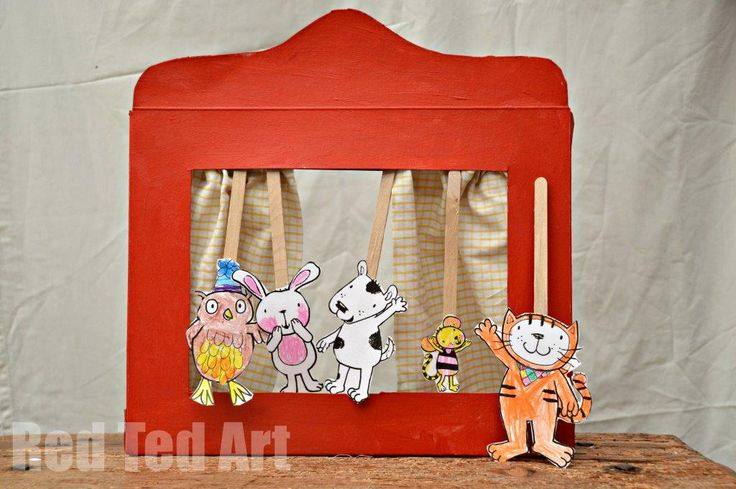 Poppy Cat S Playhouse