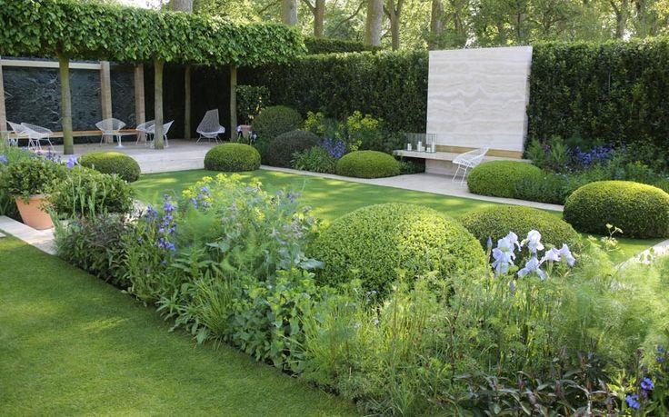 Del Buono Gazerwitz Landscape Architecture - Telegraph Garden, Rhs Chelsea 2014