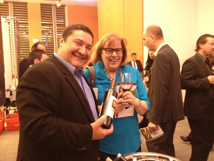 In Toronto with Steve Germanacos Stem Wine Group