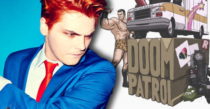 """ECCC: DC Launching """"Young Animal"""" Imprint with Gerard Way; New """"Doom Patrol,"""" """"Shade"""" Titles - Gerard Way (""""Umbrella Academy"""") is kicking off his own line at DC, including new """"Doom Patrol"""" and """"Shade"""" books, among others."""