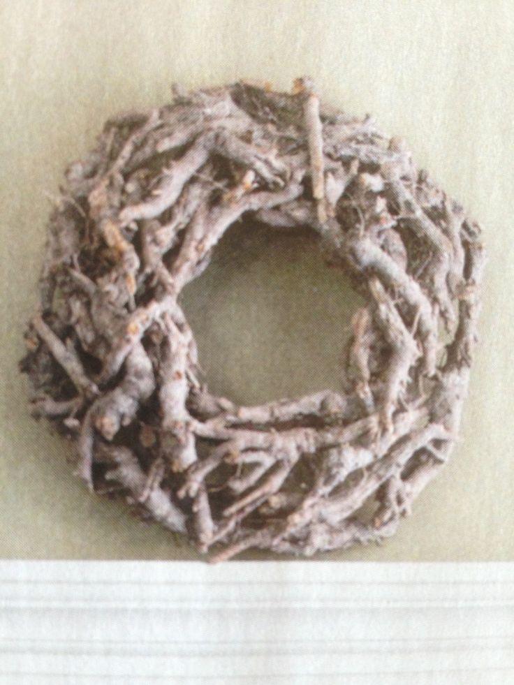 drijfhout krans