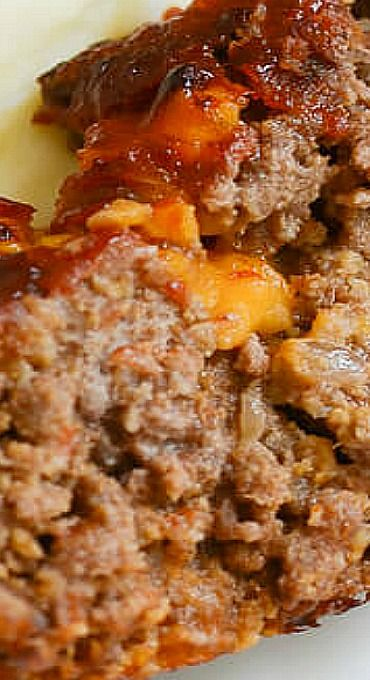 17 Best ideas about Cheesy Meatloaf on Pinterest | Crock ...