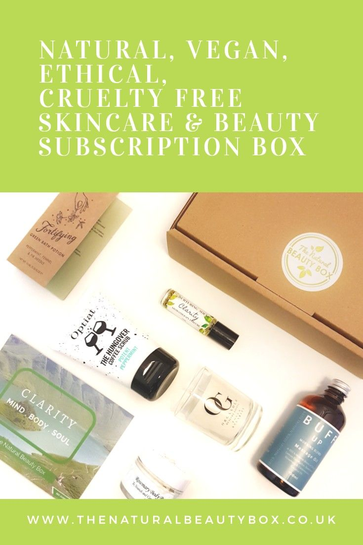 The Best In British Natural Vegan Ethical And Cruelty Free