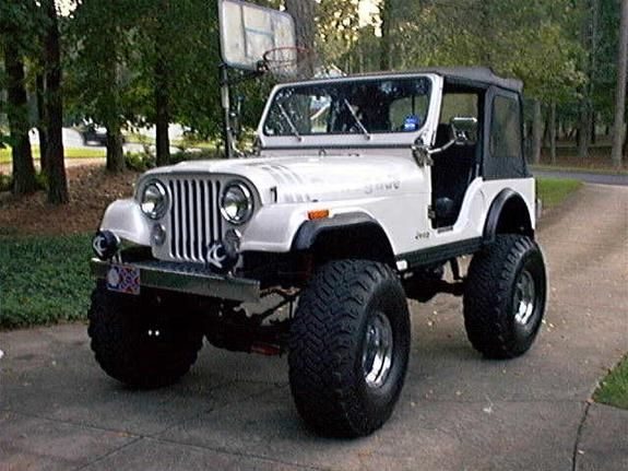 EndoEuphoria's 1981 Jeep CJ5 in Kennesaw, GA