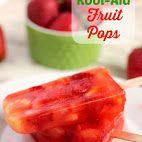 Kool-Aid Fruit Pops from Juice Drinks