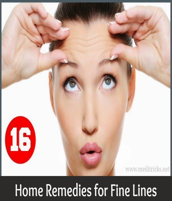 Home Remedies for Fine Lines