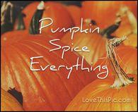 Pumpking spice