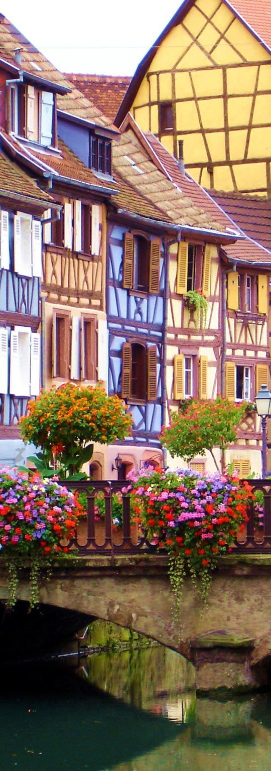 Colmar Old Town - Alsace - FranceOld Town - Alsace - France