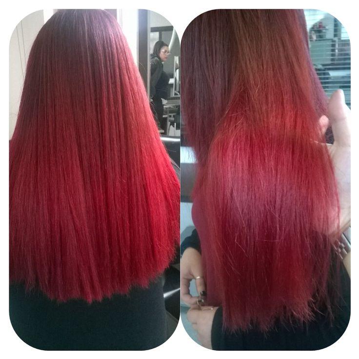 When red hair escalates