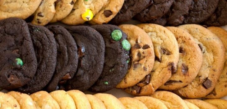 Insomnia Cookies has six locations in the city.