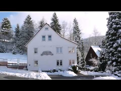 Pension Rheingold Garni - Bad Grund - Visit http://germanhotelstv.com/pension-rheingold-garni Quietly sitting at the foot of SÃdhang Mountain this traditional guest house is surrounded by the scenic woodlands of the western Harz region. It offers free Wi-Fi and free parking. -http://youtu.be/AbPhUiTxa9k