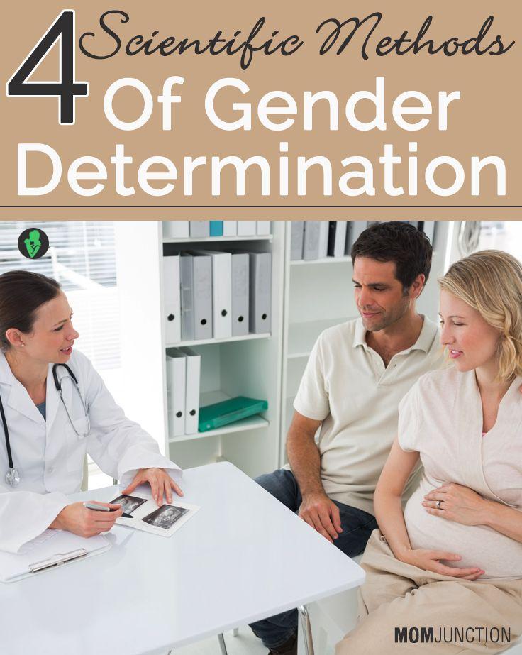 4 Scientific Methods Of Gender Determination