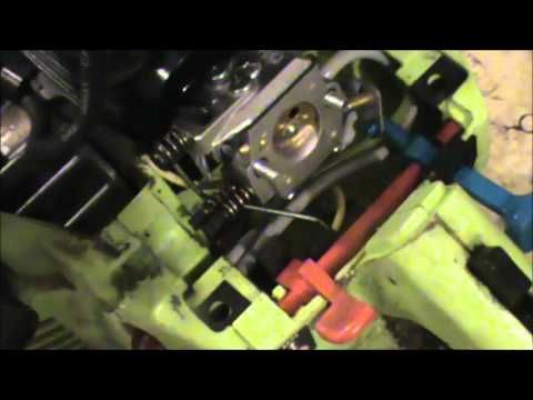 Poulan & Craftsman Chainsaw fuel lines - YouTube