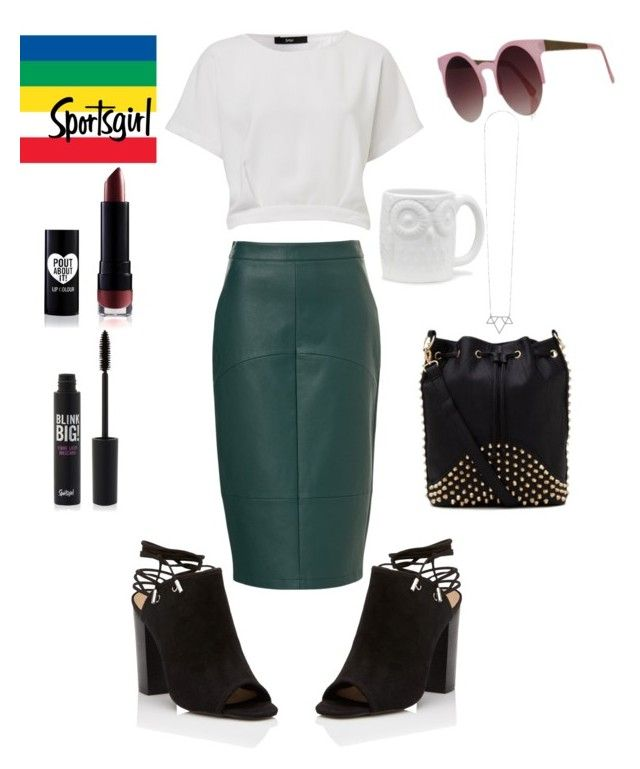 """""""Sportsgirl is my style"""" by susiefadel on Polyvore"""