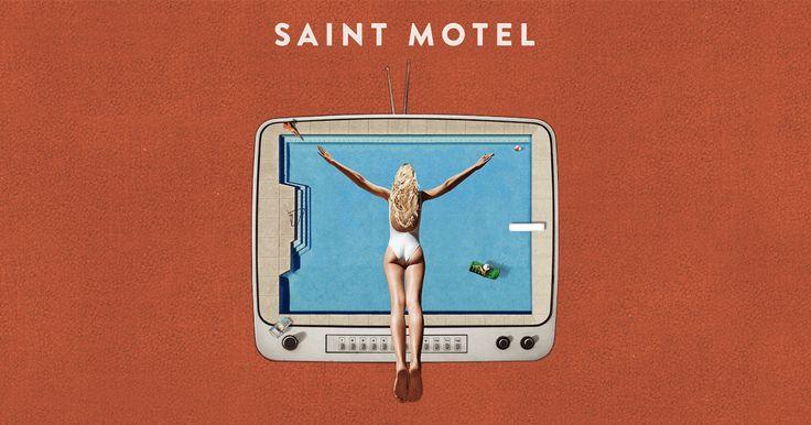 Saint Motel en el Lunario  Publicista Asociado