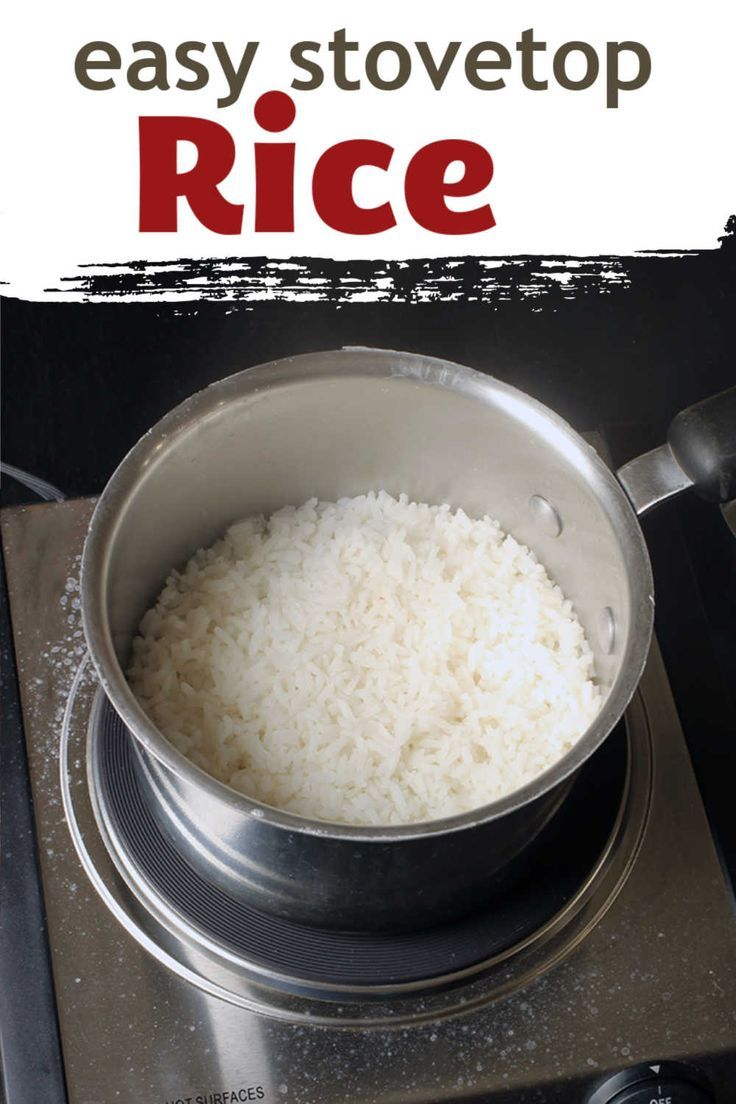 How To Make Easy Stovetop Rice Good Cheap Eats Recipe Side Dishes Easy How To Cook Rice Cheap Eats