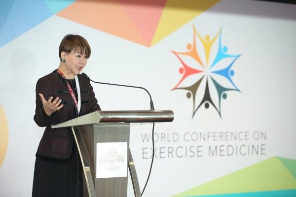 MONSPACE Hosts Inaugural World Conference for Sports Medicine 2017