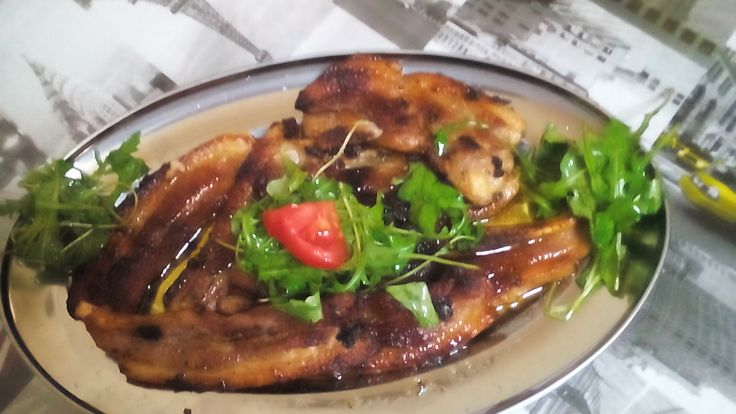 Πανσέτα στο τηγάνι ιδιαίτερα εύκολο, γρήγορο και γευστικό φαγητό