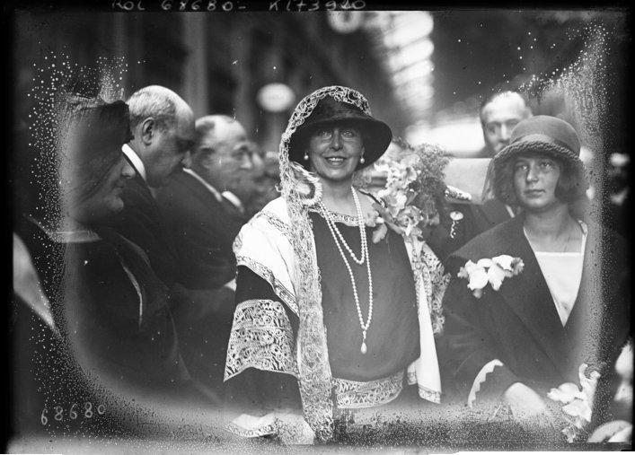 M.S. Regina Maria si fiica acesteia, A.S.R. Principesa Ileana - Franta