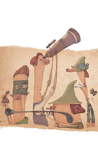 Brothers Grimm Stories III by deshollinador.deviantart.com on @deviantART