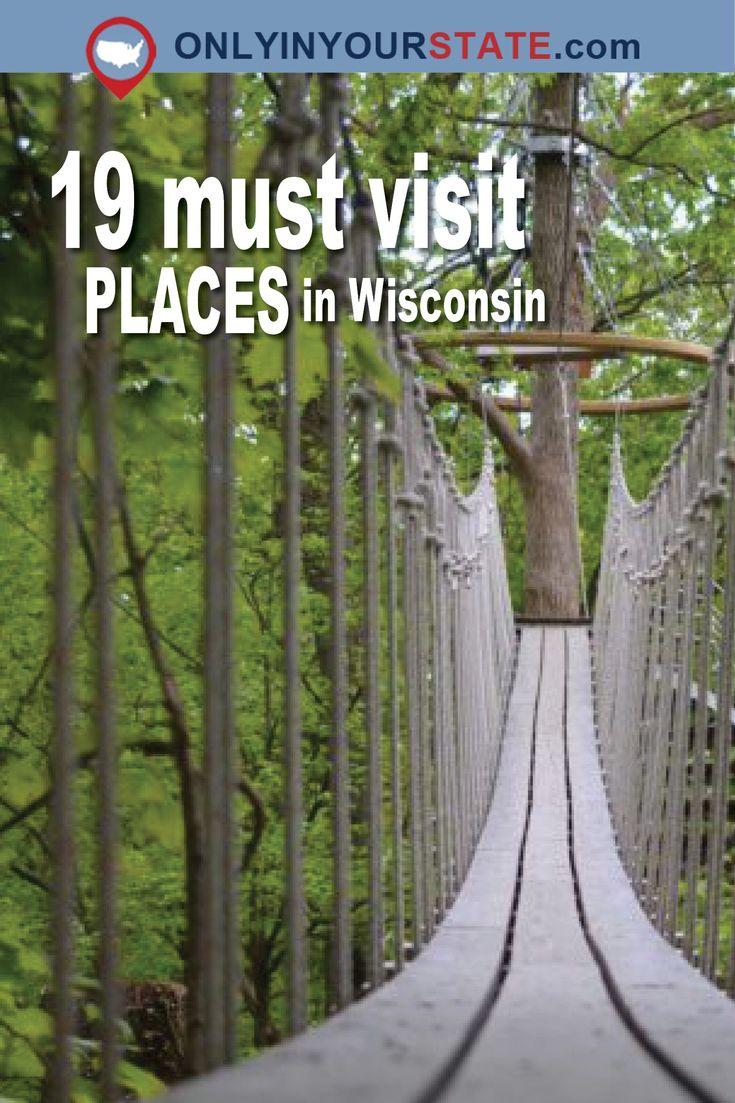 Travel | Wisconsin | Bucket List | Must Visit Places | Amazing Destinations
