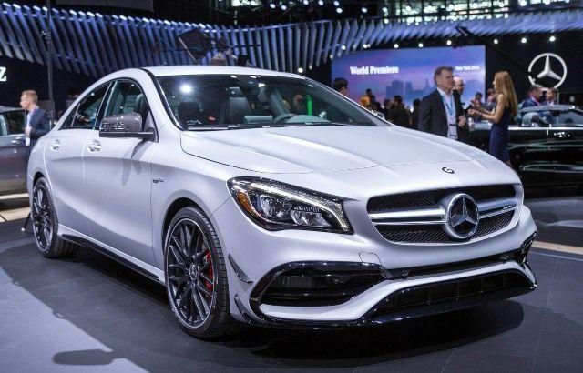 Marcedes-Benz GLA facelift teased ahead of Detroit Motor Show , Car News - K4car.com