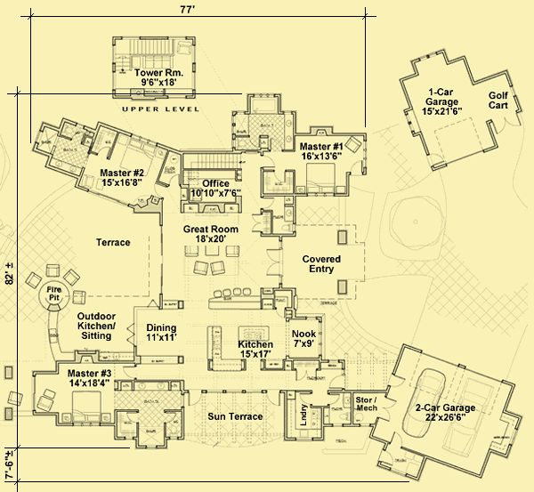 28 best Home Floor Plans images on Pinterest   Architecture, Home ...