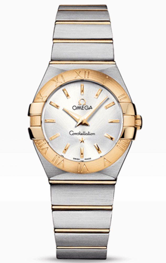 Reloj Omega mujer Constellation Quartz O12320276002002