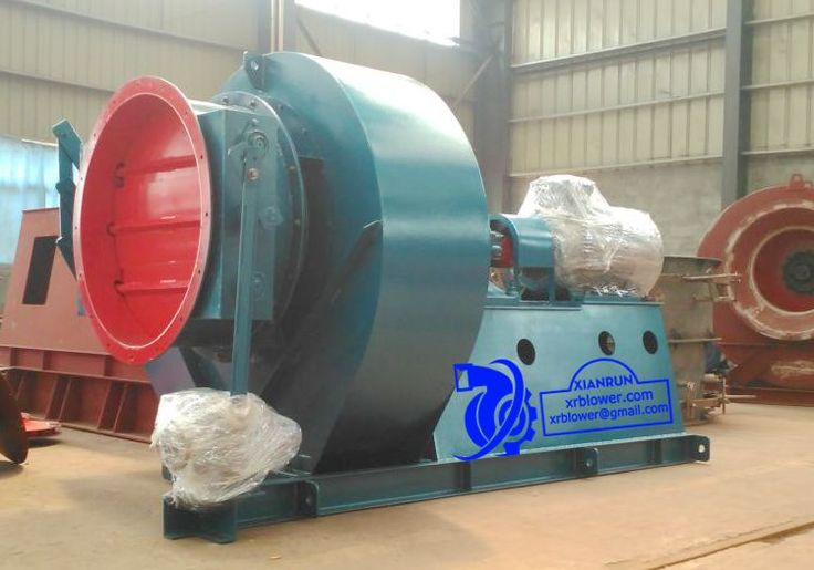 Centrifugal fan with variable frequency motor has many advantages, contact Xianrun Blower,  check www.lxrfan.com, xrblower@gmail.com   Adjust centrifugal fan air volume smoothly; and make industrial fans and blowers work in the best working point; blower performance curve conforms to the system; improve the centrifugal fan efficiency; avoiding surge; stabilize the furnace pressure; meet the requirements of the work environment.