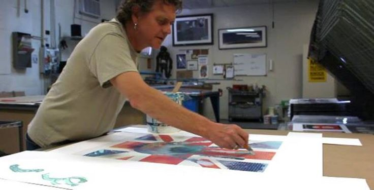 """Rick Allen: Drums for Peace,"" will be on display Saturday at the Wentworth Gallery facilities in Bethesda, Maryland, and McLean, Virginia. The collection comprises not only Mr. Allen's drums but also sculptures and mixed-media works and his personalized jewelry. Portions of the sales of his work will be donated to Project Resiliency, a charity to help wounded warriors, in partnership Mr. Allen's own charity, The Raven Drum Foundation."