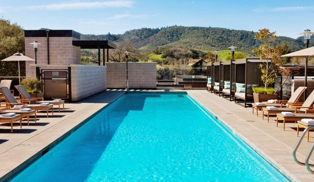 Bardessono - Yountville, California #Jetsetter
