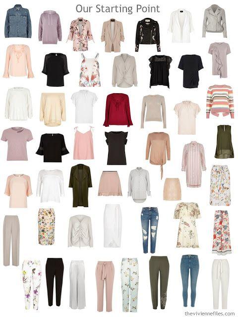 381 best images about capsule wardrobes on pinterest. Black Bedroom Furniture Sets. Home Design Ideas