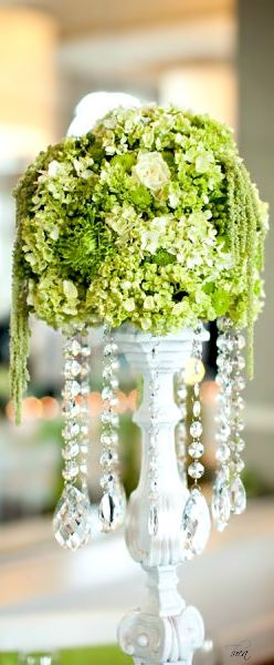 Wedding Floral Centerpiece ● ❝Cypress❞ Autumn Pantone 2014