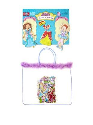 25% OFF T.S. Shure Princess & Fairies Dress Up Dolls