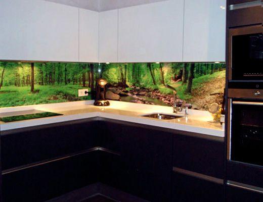 1000 images about fotomurales de cocina on pinterest for Frontal cocina ideas