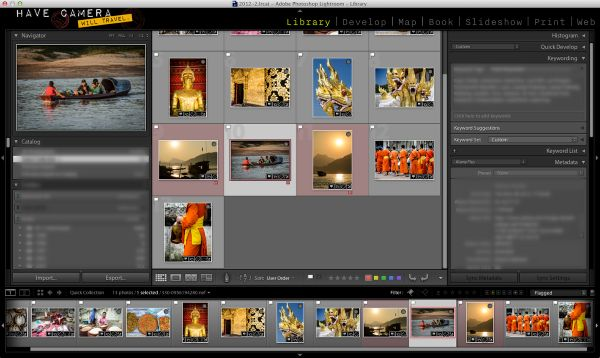 How to Make a Facebook Cover Photo Collage with Lightroom photo