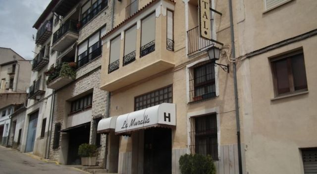 Hostal La Muralla - 1 Star #Guesthouses - $58 - #Hotels #Spain #Morella http://www.justigo.co.il/hotels/spain/morella/hostal-la-muralla-morella_24427.html