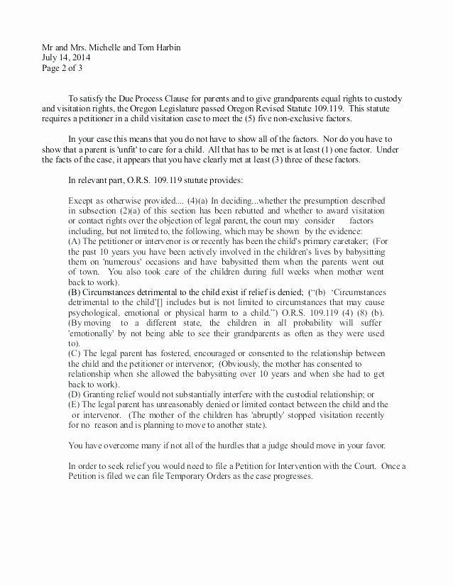Child Custody Letter Template Inspirational Child Custody Agreement Letter Example Custody Agreement Child Custody Custody Agreement Template