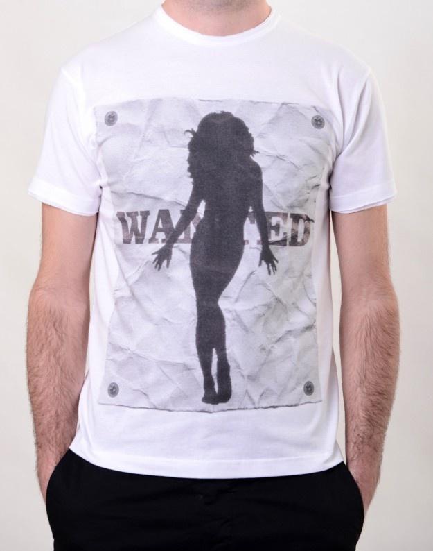 Girl Wanted T-Shirt  http://www.hotncool.ro/barbati/girl-wanted-tshirt.html