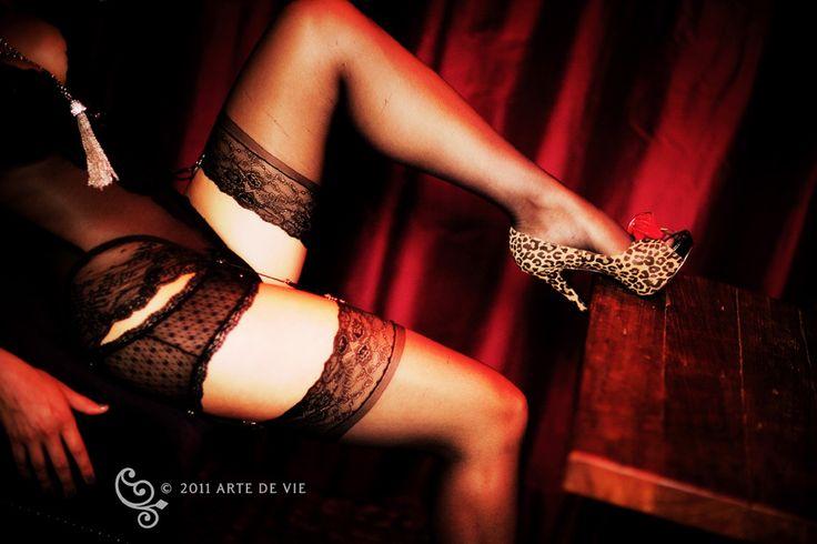 Boudoir Photography - great high heels!