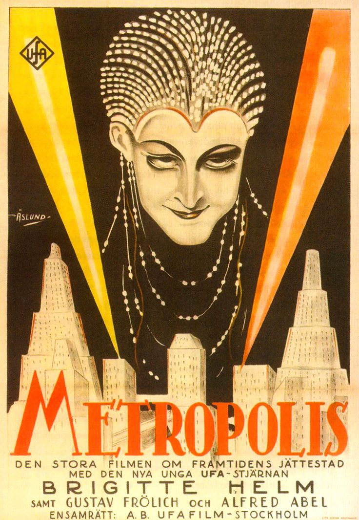 Metropolis. 1927. D: Fritz Lang. To hear the show, tune in to http://thenextreel.com/tnr/metropolis or check out our Pinterest board: http://www.pinterest.com/thenextreel/the-next-reel-the-podcast/ http://www.youtube.com/c/ThenextreelPodcast https://www.facebook.com/TheNextReel https://twitter.com/TheNextReel http://instagram.com/thenextreel http://www.flickchart.com/thenextreel http://letterboxd.com/thenextreel https://plus.google.com/+ThenextreelPodcast