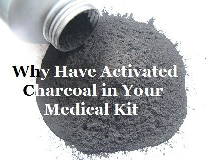 Most of us are aware of the use of activated charcoal for over doses and poisonings. But were you aware of the other uses for activated charcoal in your medical kit?