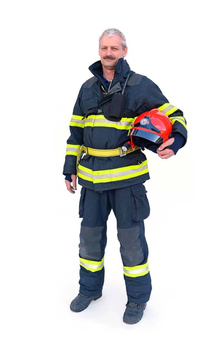 Slovak Firefighter - Fire Chief