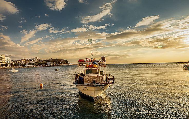 Fishing Boat by Eleni Mac Synodinos on 500px