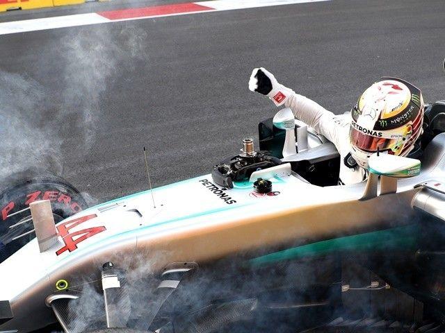 Result: Lewis Hamilton's title hopes falter, Mercedes win constructors' championship