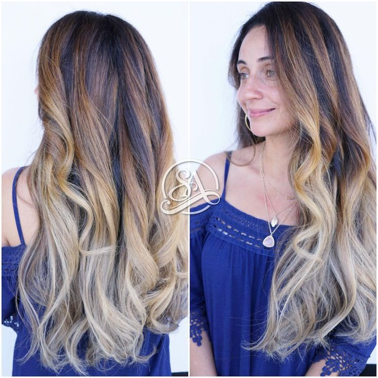 28 balayage vs ombre spot the difference muse hair balayage vs ombre spot the difference muse hair do it yourself balayage transition from quot do solutioingenieria Choice Image