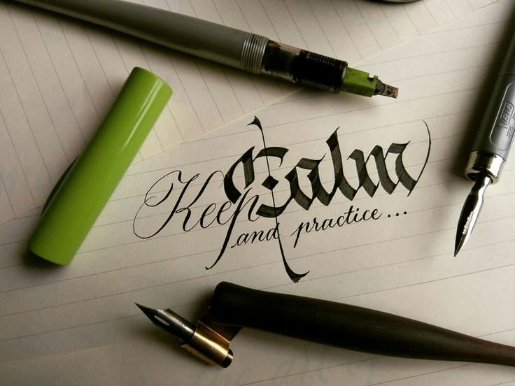 Calligraphy                                                       …