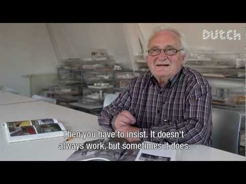 Dutch Profiles: Herman Hertzberger - YouTube