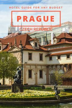 Prague is full of incredible hotels for any budget. Click here to see the best hotels in Prague Czech Republic.